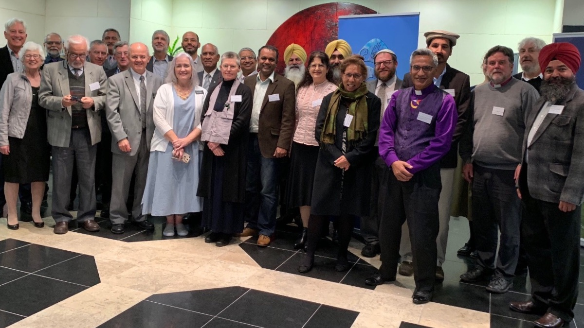 The Religious Leaders Forum 2018