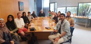 Jewish Muslim student dialogues