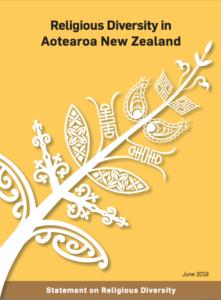 Summary of Religious Diversity in New Zealand (2018 Census)