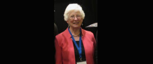 """Jocelyn Armstrong is awarded 'The Archbishop of Canterbury's Lambeth Hubert Walter Award' for her  """"outstanding contribution to interfaith relations in New Zealand."""""""