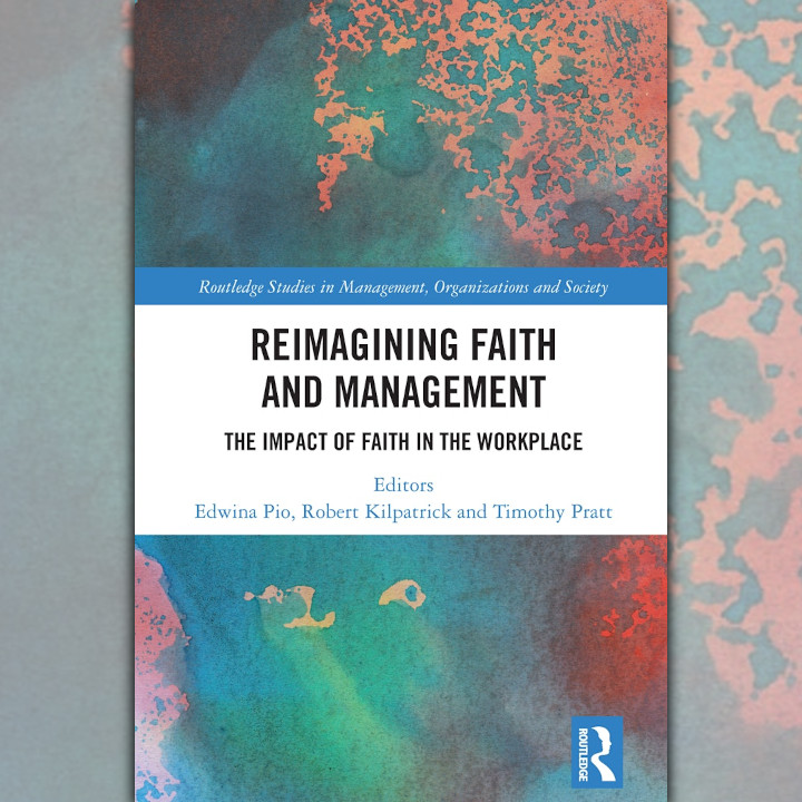 Book Launch: Reimagining Faith and Management